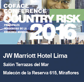 Conferencia Country Risk Perú 2016